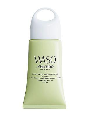 SHISEIDO Waso Color-Smart Day Time Moisturizer Oil-Free