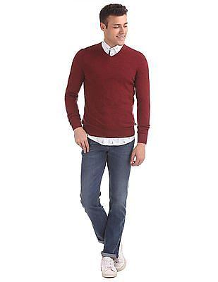 46c7bea1b Buy Men NTS83001H8SM Bittersweet Mens Sweater online at NNNOW.com