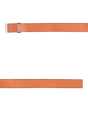 SUGR Metal Buckle Textured Belt