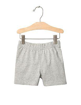 GAP Baby Grey Pull On Shorts