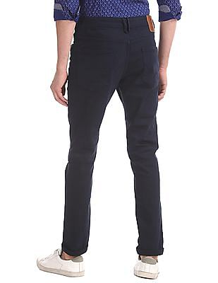 U.S. Polo Assn. Denim Co. Skinny Fit Mid Rise Jeans