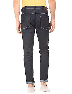Ed Hardy Rinse Wash Slim Fit Jeans