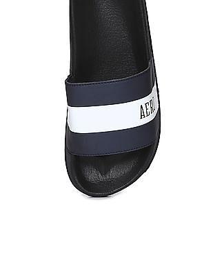 Aeropostale Rubber Slide Sandals