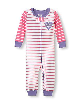 The Children's Place Baby Stripe Bodysuit