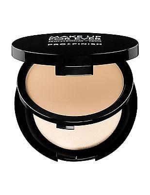 MAKE UP FOR EVER Pro Finish Multi Use Powder Foundation - 140 Neutral Honey