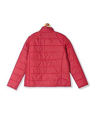 Cherokee High Neck Puffer Jacket