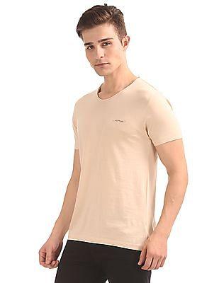 Ed Hardy Slim Fit Round Neck T-Shirt