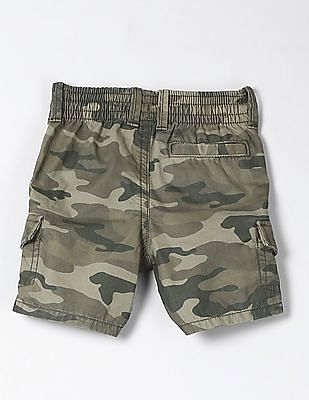 GAP Toddler Boy Cargo Shorts