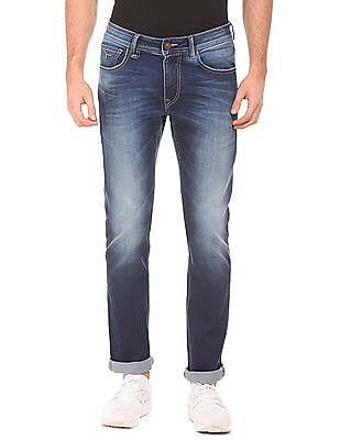 Flying Machine Stone Washed Skinny jeans
