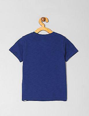 GAP Toddler Boy Graphic Pocket Short Sleeve T-Shirt