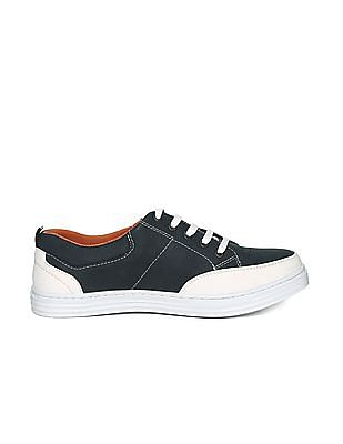 Aeropostale Perforated Panelled Sneakers