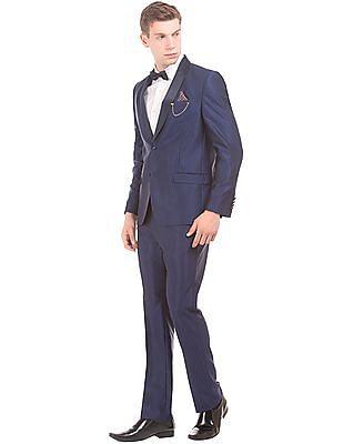 Arrow Regular Fit Tuxedo Suit