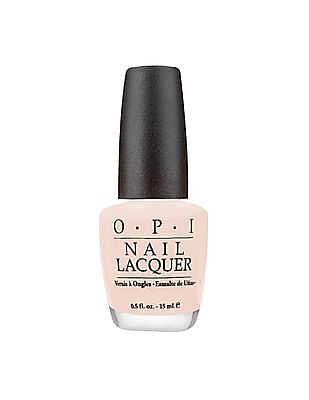 O.P.I Nail Lacquer - Bubble Bath