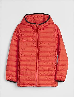GAP Boys ColdControl Lite Puffer Jacket