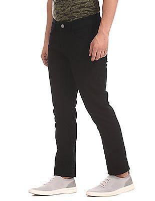 Cherokee Black Low Rise Slim Fit Jeans