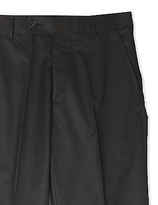 Arrow Autoflex Waist Smart Regular Fit Trousers
