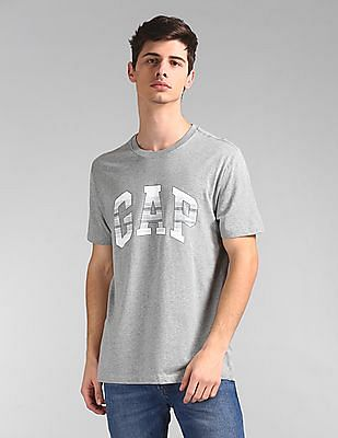 GAP Vintage Filled Arch Logo T-Shirt