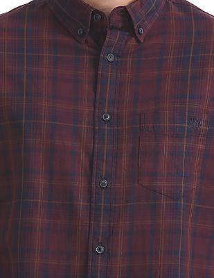 Aeropostale Regular Fit Long Sleeve Shirt