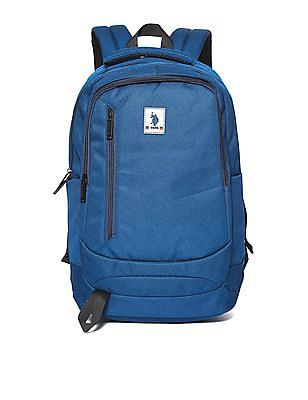 U.S. Polo Assn. Solid Padded Laptop Backpack