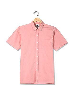 Excalibur Short Sleeves Solid Shirt