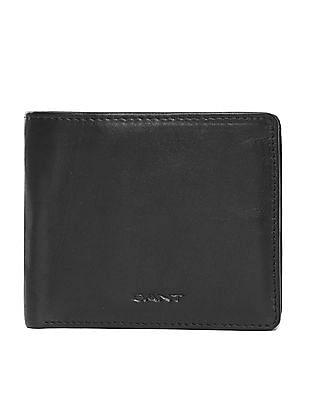 Gant Bi-Fold Leather Wallet