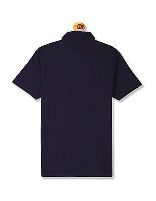 Arrow Regular Fit Printed Polo Shirt