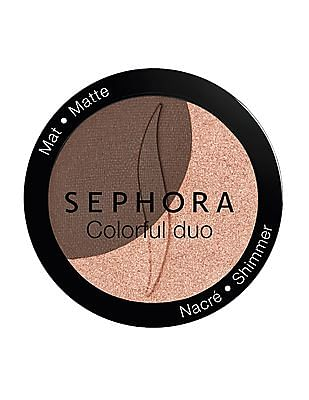 Sephora Collection Colourful Duo Eye Shadow - 05 Hit The Jackpot
