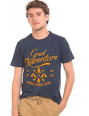Izod Nep Knit Slim Fit T-Shirt