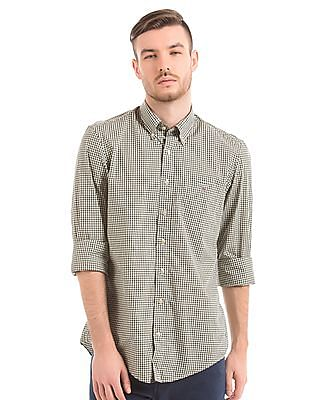Gant Regular Fit Gingham Shirt