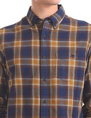 Aeropostale Button Down Cotton Shirt