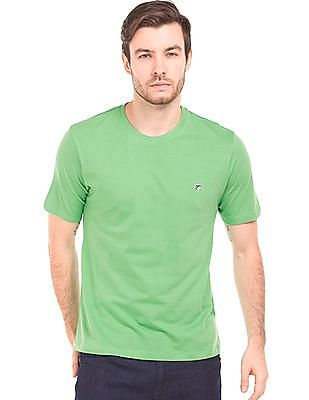 Ruggers Crew Neck Cotton T-Shirt - Pack Of 3
