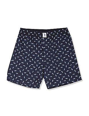 USPA Innerwear Assorted Printed Boxers