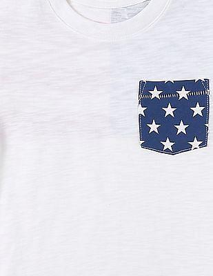 GAP Baby Stars & Stripes Graphic T-Shirt