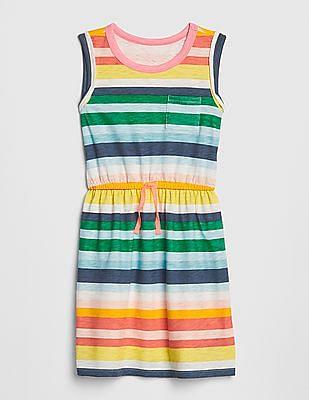 GAP Girls Stripe Tank Dress