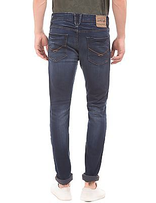 U.S. Polo Assn. Denim Co. Slim Tapered Fit Dark Wash Jeans