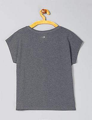 GAP Girls GapFit Kids Short Sleeve T-Shirt