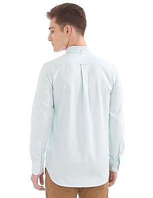 Gant The Oxford 2-Col Banker Regular Button Down Shirt