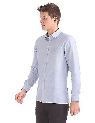 Excalibur Chest Pocket Patterned Shirt