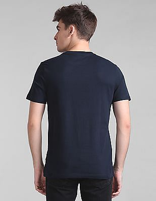 GAP Flag Label Graphic Tee