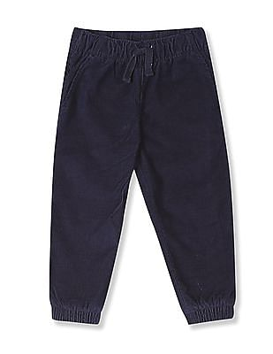 The Children's Place Blue Toddler Boy Corduroy Woven Joggers