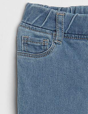 GAP Baby Blue Pull-On Jeggings