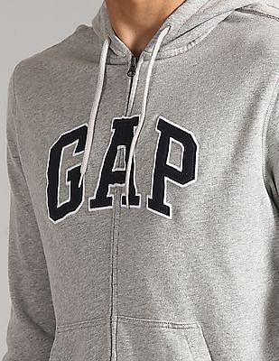 GAP Logo Zip Up Hoodie