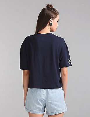 GAP Boxy Logo T-Shirt