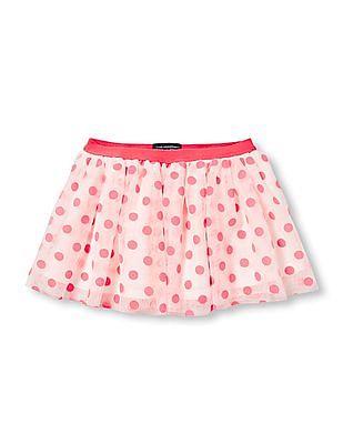 The Children's Place Toddler Girl Polka Dot Tutu Skirt