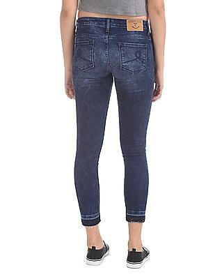 Cherokee Skinny Fit Mid Rise Jeans