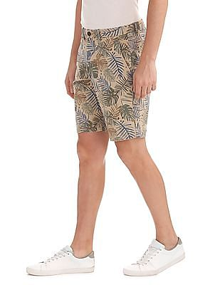 "GAP 10"" Washwell Vintage Wash Shorts With Gapflex"