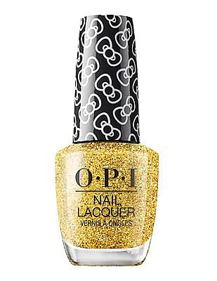 O.P.I Hello Kitty Nail Polish - Glitter All The Way