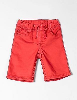 GAP Toddler Boy Pull-On Roll Shorts