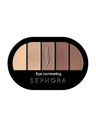 Sephora Collection Colourful 5 Eye Contouring Palette - N16 Medium