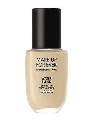MAKE UP FOR EVER Water Blend Face And Body Foundation - R250 Beige Nude